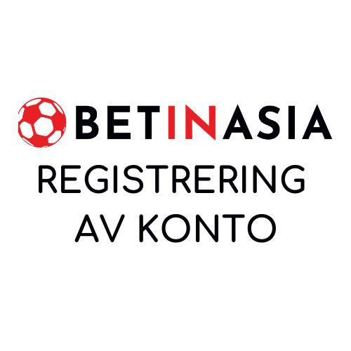 Registrering av konto1